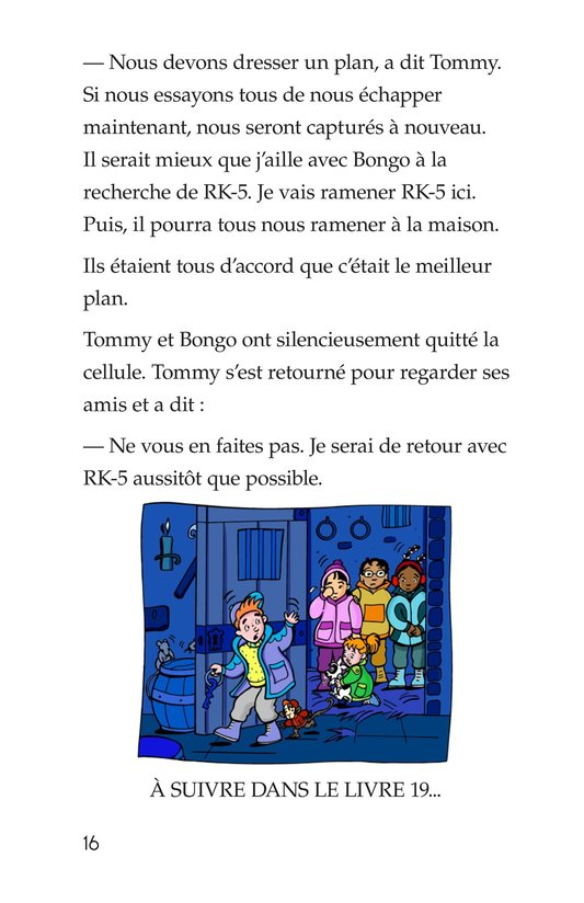 Book Preview For Tommy Goes To Blueland Page 16