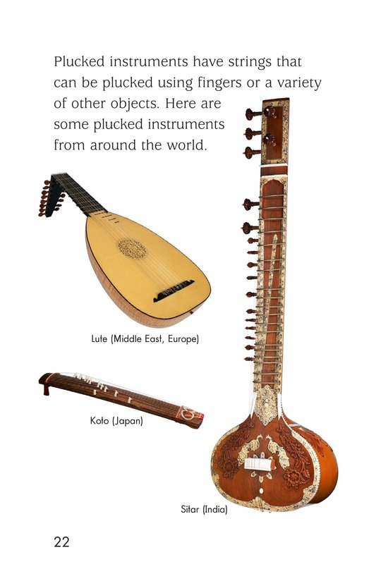 Book Preview For Musical Instruments Page 22