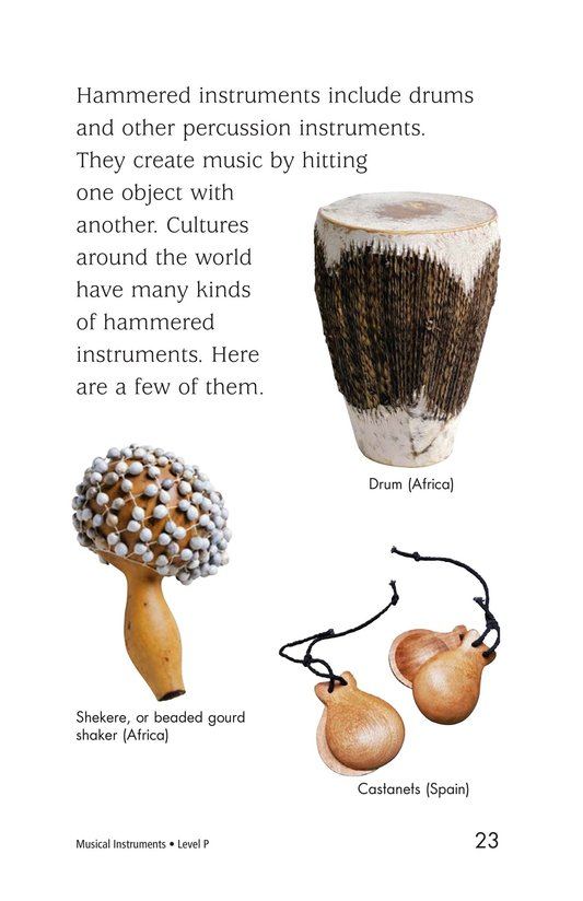 Book Preview For Musical Instruments Page 23