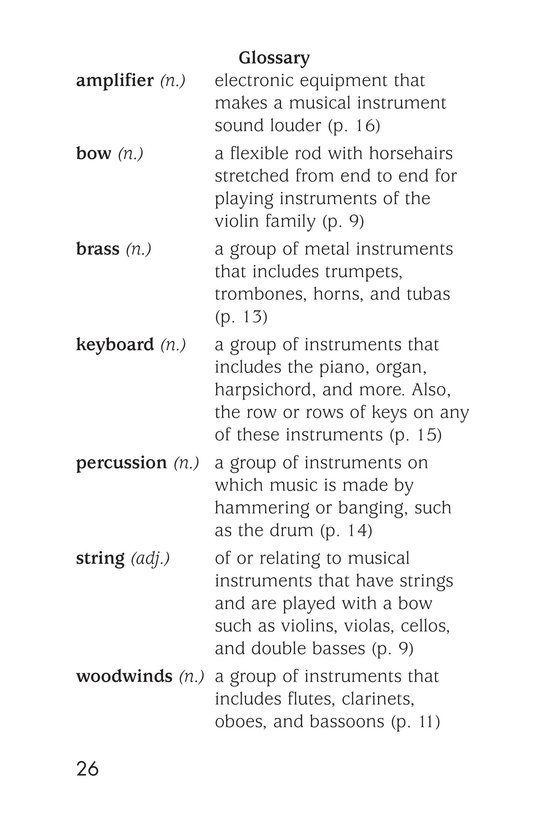 Book Preview For Musical Instruments Page 26