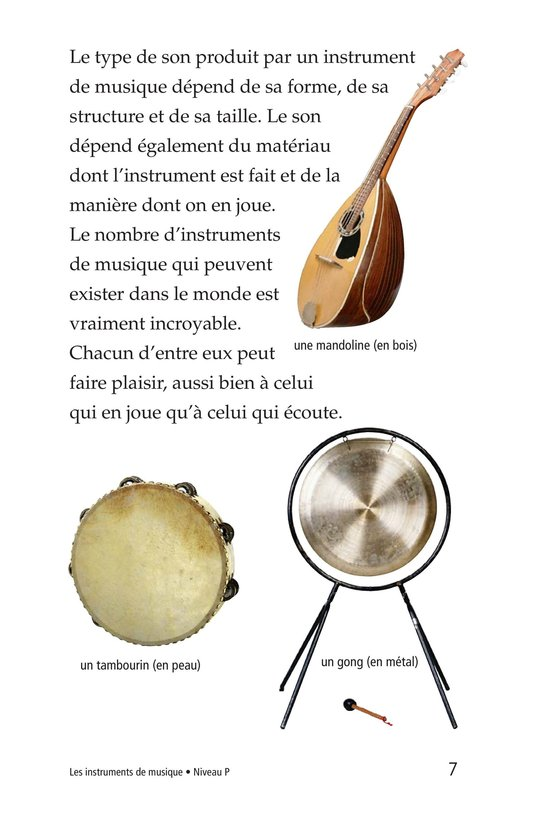 Book Preview For Musical Instruments Page 7