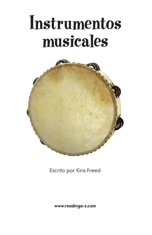 Book Preview For Musical Instruments Page 2