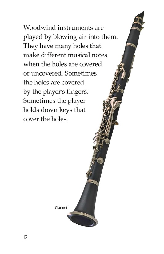 Book Preview For Musical Instruments Page 12