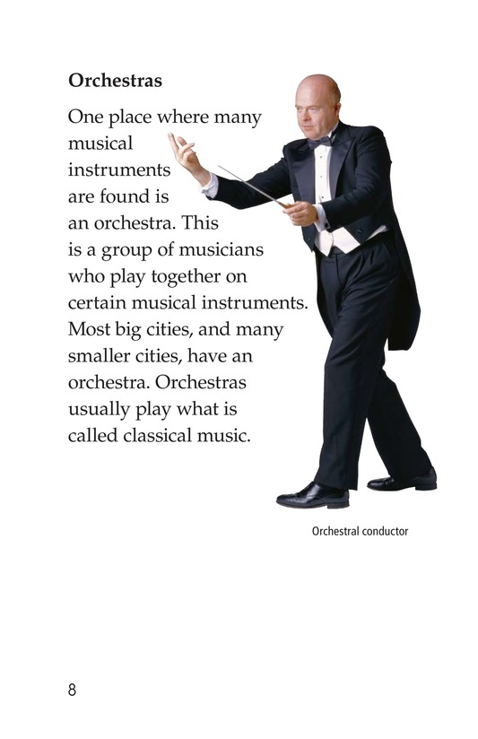 Book Preview For Musical Instruments Page 8