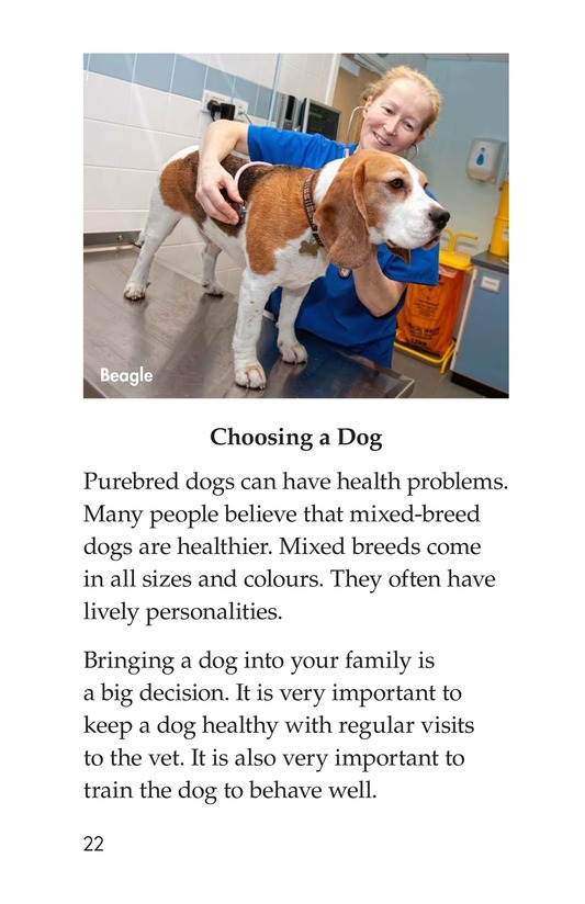 Book Preview For Breeds of Dogs Page 22