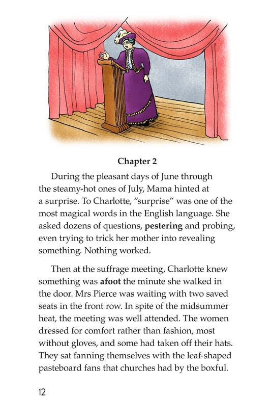 Book Preview For Meeting Mrs. Pierce Page 12