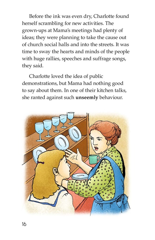 Book Preview For Meeting Mrs. Pierce Page 16