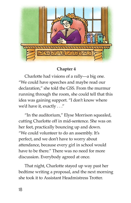 Book Preview For Meeting Mrs. Pierce Page 18
