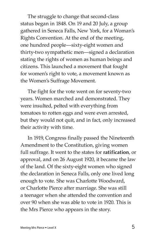 Book Preview For Meeting Mrs. Pierce Page 5