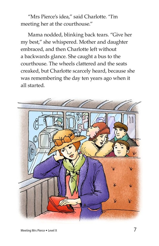 Book Preview For Meeting Mrs. Pierce Page 7