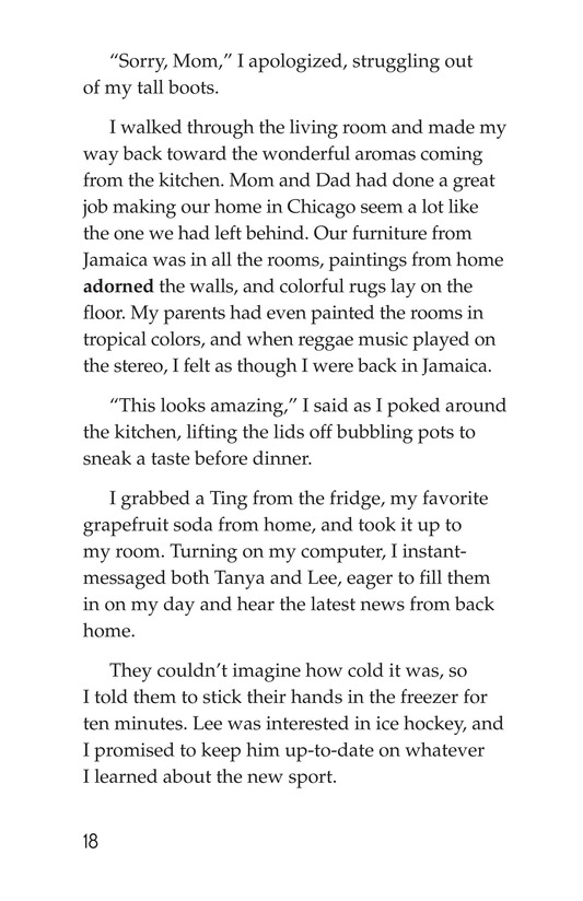 Book Preview For Leaving Home Page 18