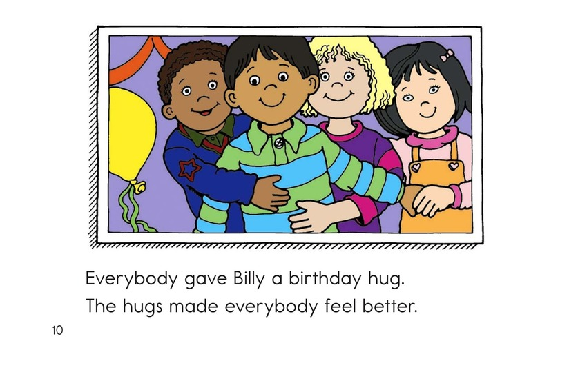 Book Preview For Hugs Page 10