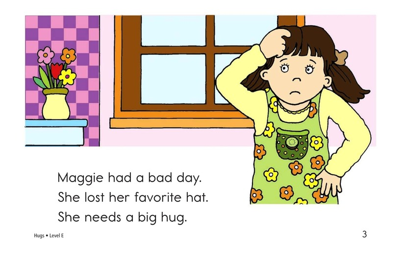 Book Preview For Hugs Page 3