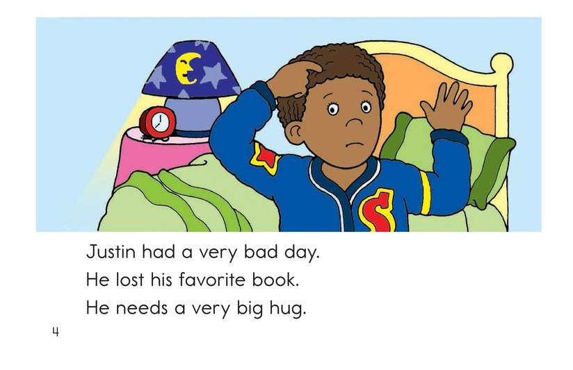 Book Preview For Hugs Page 4