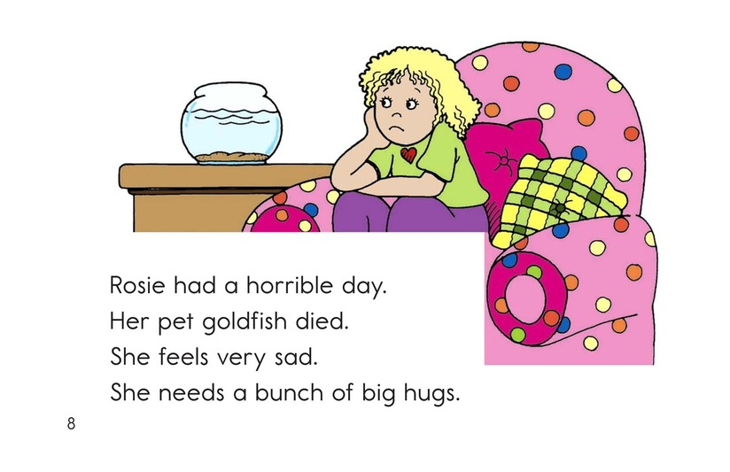 Book Preview For Hugs Page 8