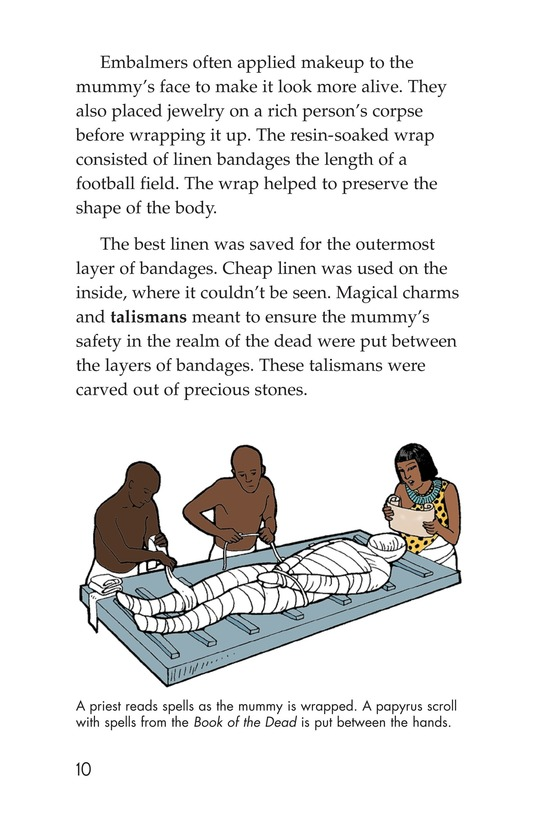 Book Preview For Mummies Page 10