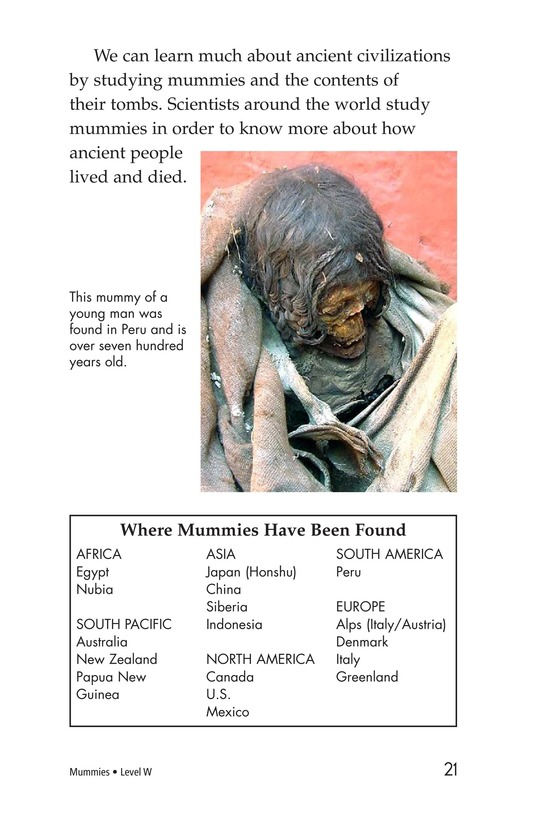 Book Preview For Mummies Page 21