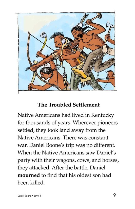 Book Preview For Daniel Boone Page 9