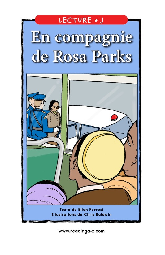Book Preview For Riding With Rosa Parks Page 1