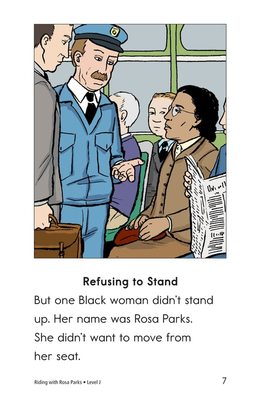 Book Preview For Riding With Rosa Parks Page 7