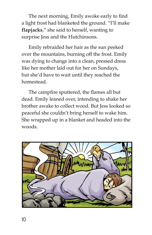 Book Preview For Adventure in Bear Valley Page 10