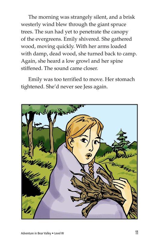 Book Preview For Adventure in Bear Valley Page 11