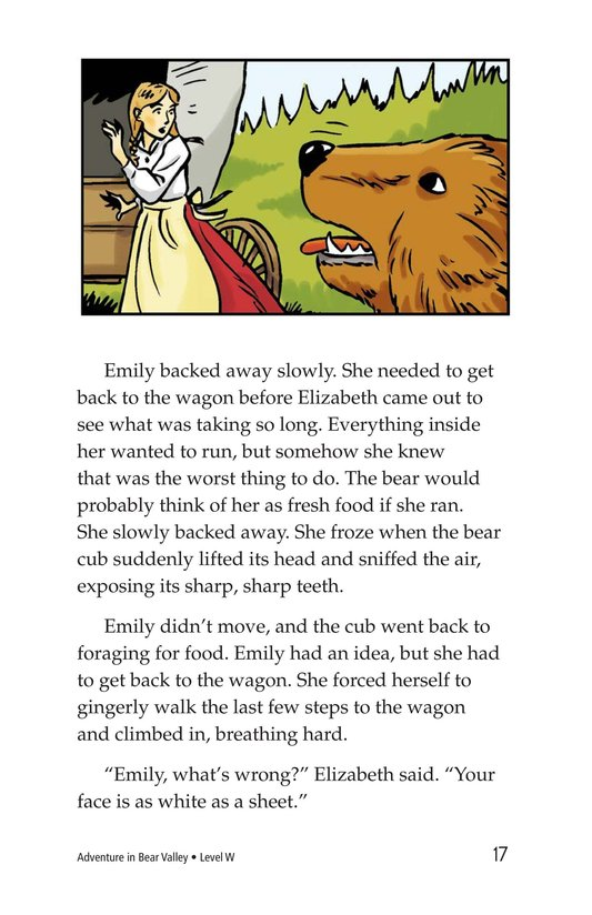 Book Preview For Adventure in Bear Valley Page 17