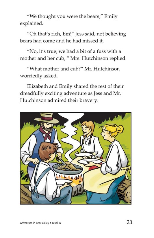 Book Preview For Adventure in Bear Valley Page 23