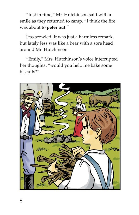 Book Preview For Adventure in Bear Valley Page 6