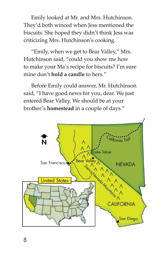 Book Preview For Adventure in Bear Valley Page 8