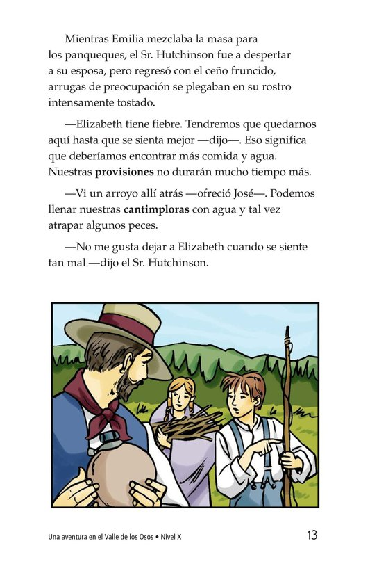 Book Preview For Adventure in Bear Valley Page 13