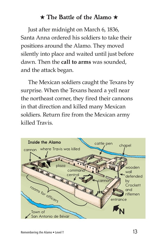 Book Preview For Remembering the Alamo Page 13
