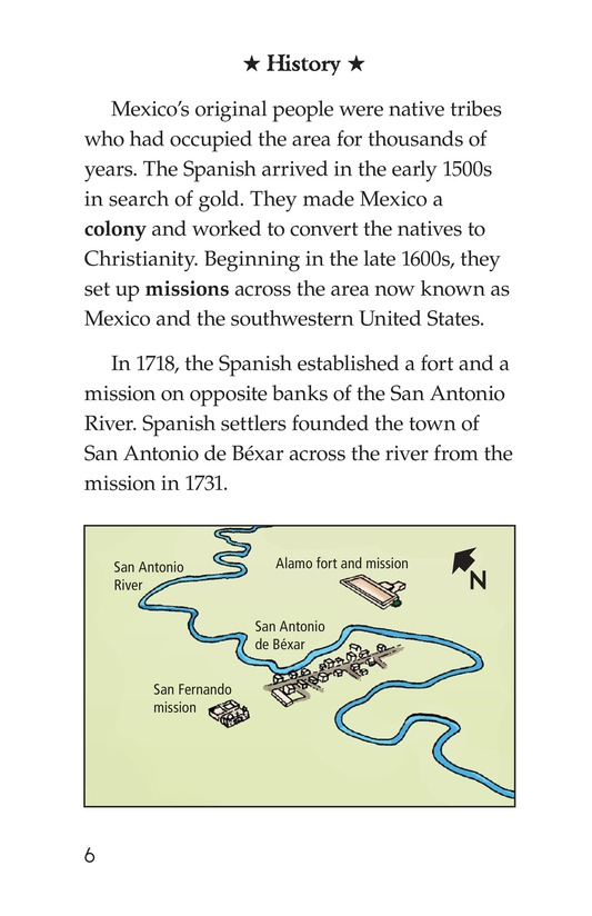 Book Preview For Remembering the Alamo Page 6