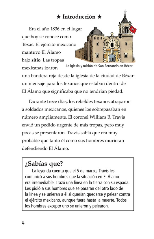 Book Preview For Remembering the Alamo Page 4