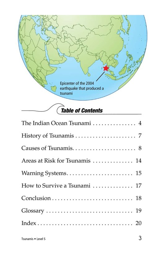 Book Preview For Tsunamis Page 3