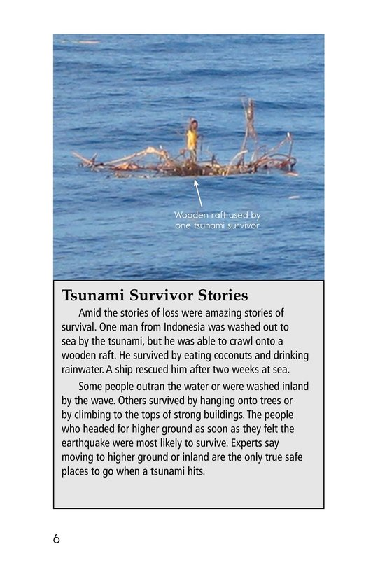 Book Preview For Tsunamis Page 6