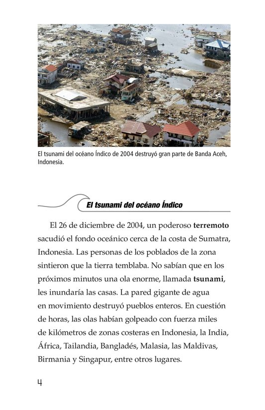 Book Preview For Tsunamis Page 4