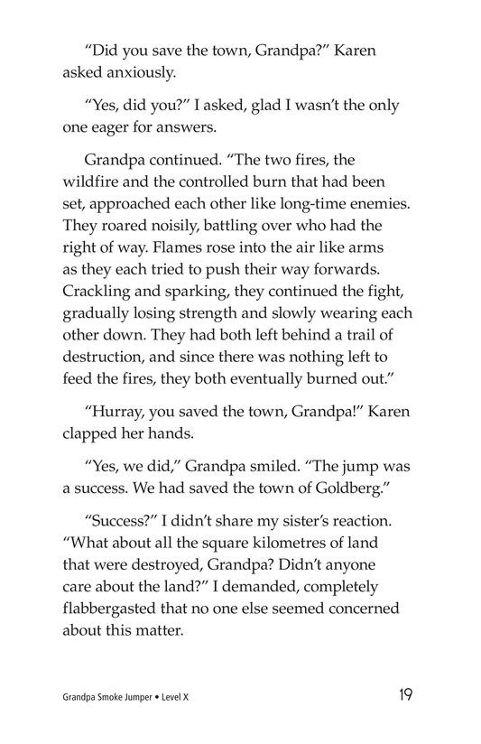 Book Preview For Grandpa Smoke Jumper Page 19