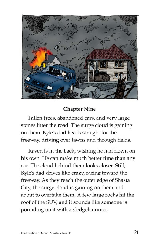 Book Preview For The Eruption of Mount Shasta Page 21