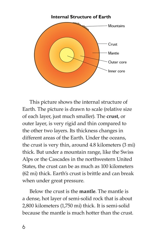 Book Preview For Plate Tectonics Page 6