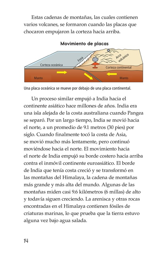 Book Preview For Plate Tectonics Page 14