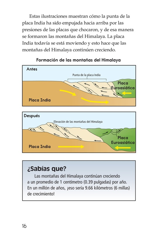Book Preview For Plate Tectonics Page 16