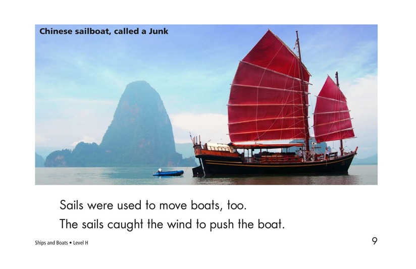 Book Preview For Ships and Boats Page 9