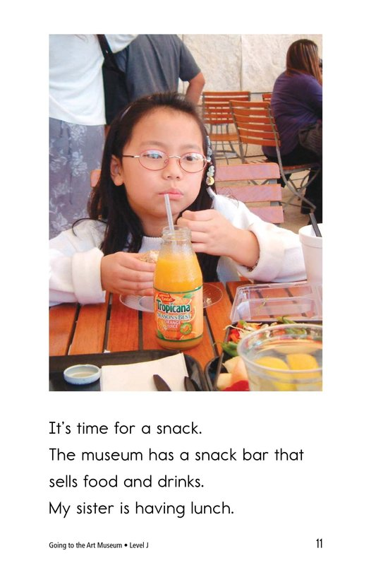 Book Preview For Going to the Art Museum Page 11