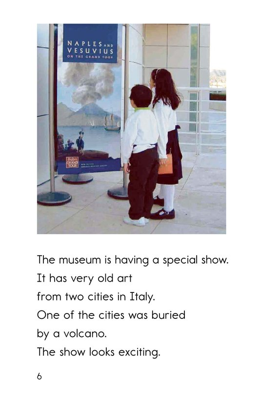 Book Preview For Going to the Art Museum Page 6