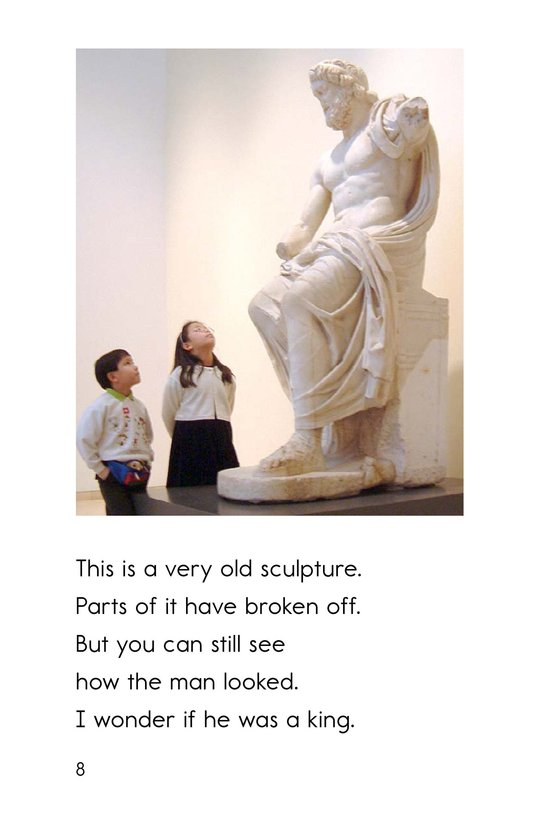 Book Preview For Going to the Art Museum Page 8