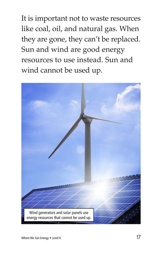 Book Preview For Where We Get Energy Page 17
