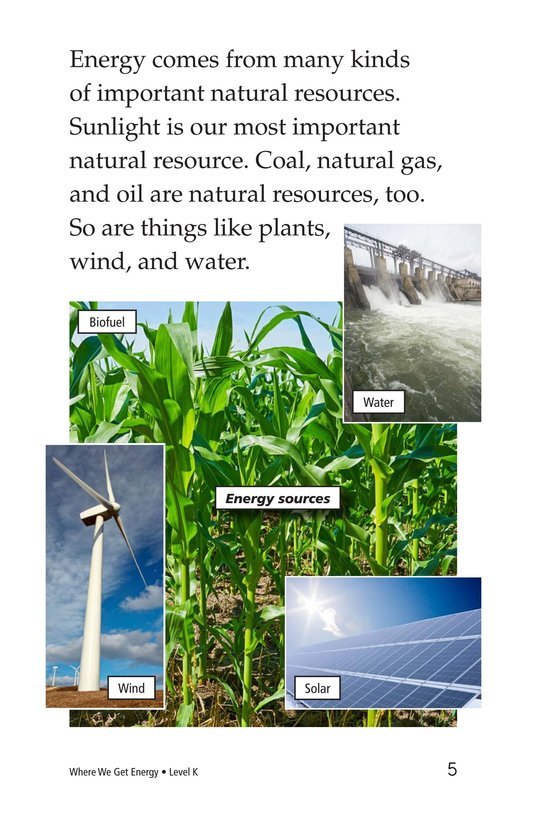 Book Preview For Where We Get Energy Page 5