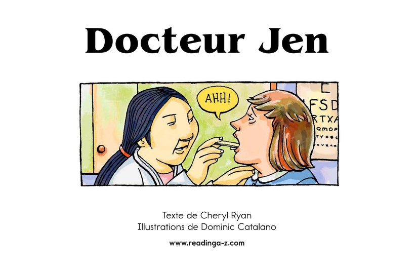 Book Preview For Doctor Jen Page 2