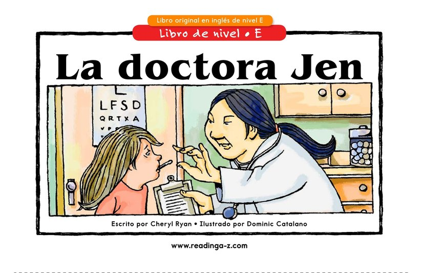 Book Preview For Doctor Jen Page 1